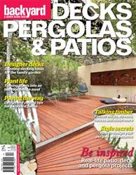 Decks, Patios & Pergolas #4 issue Decks, Patios & Pergolas #4
