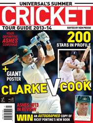 Summer Cricket Guide 2014 issue Summer Cricket Guide 2014