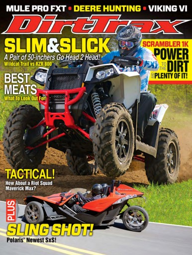 Dirt Trax Magazine Preview