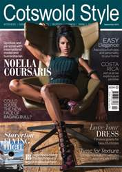 Cotswold Style September 2014 issue Cotswold Style September 2014