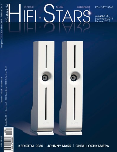HiFi Stars Magazin Preview
