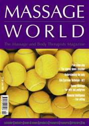 Massage World Jun 2002 issue Massage World Jun 2002