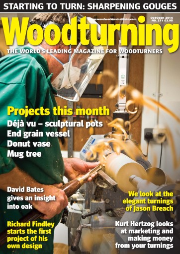 Woodturning Preview