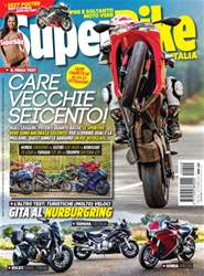 Superbike Italia Magazine Cover