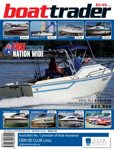 Boat Trader Australia Digital Issue
