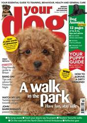 Your Dog Magazine October 2014 issue Your Dog Magazine October 2014