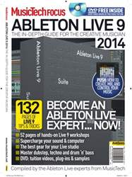 Ableton Live 9 2014 issue Ableton Live 9 2014
