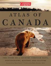 Preview: Atlas of Canada issue Preview: Atlas of Canada