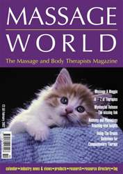 Massage World Feb 2002 issue Massage World Feb 2002