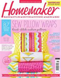 Homemaker Magazine Cover