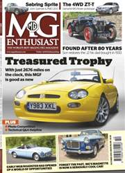 Vol.44 No.10 Treasured Trophy issue Vol.44 No.10 Treasured Trophy