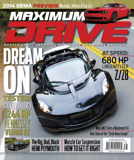 Maximum Drive Preview