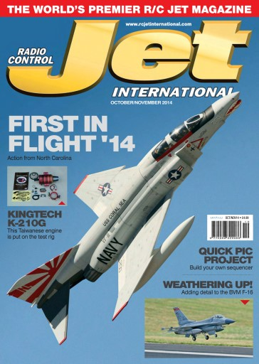 RC Jet International Preview