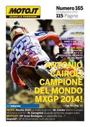 Moto.it Magazine n. 165 issue Moto.it Magazine n. 165