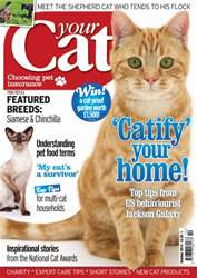 Your Cat Magazine October 2014 issue Your Cat Magazine October 2014