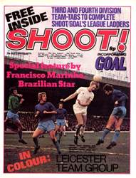 Shoot in the 70s Magazine Cover