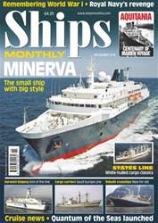 No.599 Minerva - The small ship with big style issue No.599 Minerva - The small ship with big style