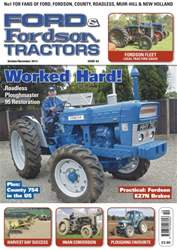 No.63 Roadless Ploughmaster 95 Restoration issue No.63 Roadless Ploughmaster 95 Restoration