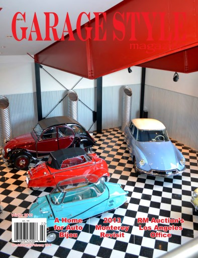 Garage Style Digital Issue