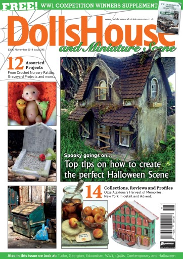 Dolls House and Miniature Scene Preview