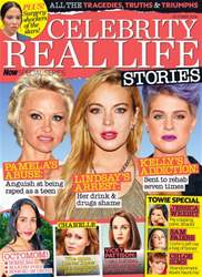 Celebrity Real Life Stories issue Celebrity Real Life Stories