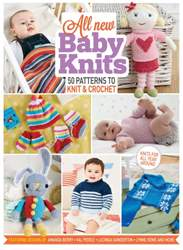 All new baby knits issue All new baby knits