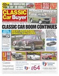 No.246 Classic Car Boom Continues issue No.246 Classic Car Boom Continues