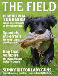 The Field Magazine Cover