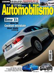 Automobilismo 10 2014 issue Automobilismo 10 2014
