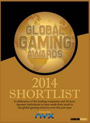Global Gaming Awards Shortlist 2014 issue Global Gaming Awards Shortlist 2014