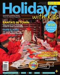 Holidays With Kids Magazine Cover