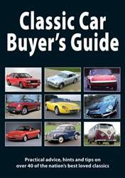 Classic Car Buyer's Guide Magazine Cover