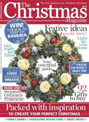 The Christmas Magazine 2014 issue The Christmas Magazine 2014
