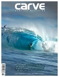 Carve Surfing Magazine issue 155 issue Carve Surfing Magazine issue 155