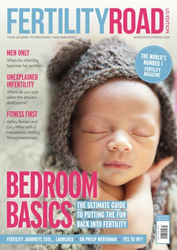 Fertility Road Magazine US Edition Preview