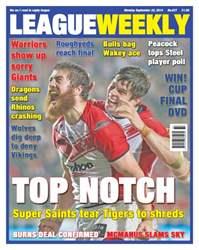 22 September 2014 issue 22 September 2014