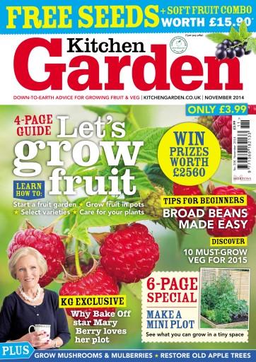 Kitchen Garden Magazine Preview
