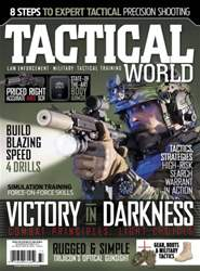 Tactical World Magazine Cover