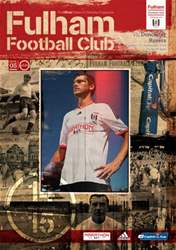 Fulham v Doncaster Rovers 2014/15 issue Fulham v Doncaster Rovers 2014/15