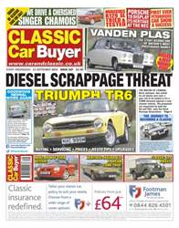 No.247 Diesel Scrappage Threat issue No.247 Diesel Scrappage Threat