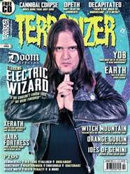 Terrorizer 253 October 2014 issue Terrorizer 253 October 2014