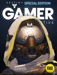 GAMER Interactive 016 - Destiny Special issue GAMER Interactive 016 - Destiny Special
