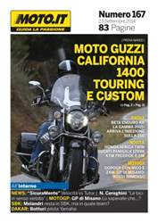 Moto.it Magazine n. 167 issue Moto.it Magazine n. 167