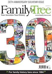 Family Tree November 2014 issue Family Tree November 2014