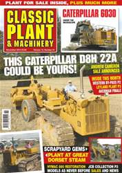 Vol.13 No.2 This Caterpillar D8H 22A Coud Be Yours! issue Vol.13 No.2 This Caterpillar D8H 22A Coud Be Yours!