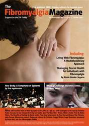 Fibromyalgia Magazine October 2014 Issue issue Fibromyalgia Magazine October 2014 Issue