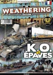 The Weathering Magazine French Edition Magazine Cover
