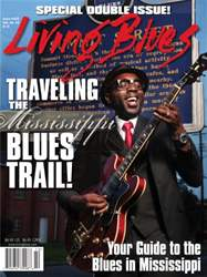 Living Blues #233 issue Living Blues #233