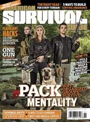 American Survival Guide Magazine Cover