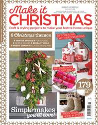 Home & Lifestyle Collection 12  Make It Christmas issue Home & Lifestyle Collection 12  Make It Christmas